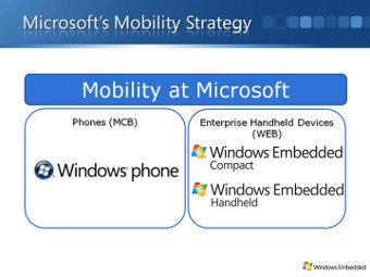 Windows Mobile 6.5.